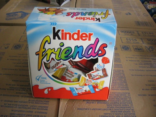 Kinder Friends Product by Ferrero