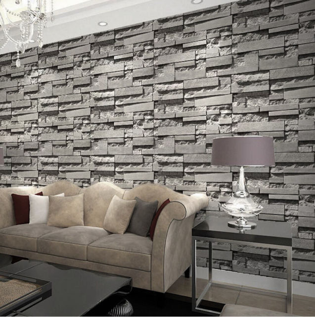 . Custom Sound Insulation Luxury Design Pe 3d Brick Foam Wallpaper   Buy Foam  Wallpaper 3d Foam Wallpaper 3d Brick Foam Wallpaper Product on Alibaba com