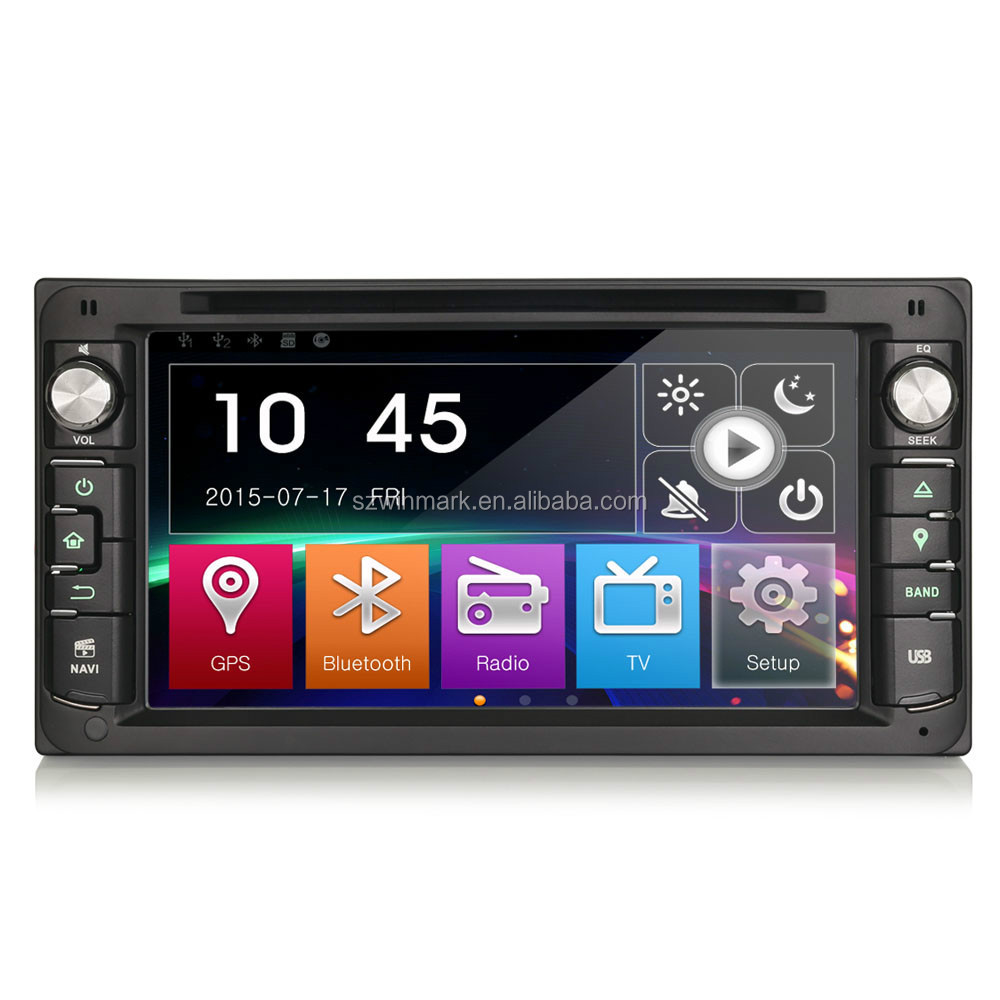 "6.95"" Car Audio Entertainment Car Stereo System Radio GPS Navigation for <strong>Toyota</strong> <strong>Corolla</strong>"