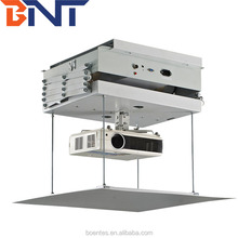 Electrical Switch Control 150cm retractable Projector Mount with CE
