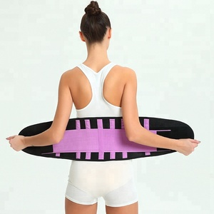 Wholesale Health Waist Trimmer Belt Back Guard Pads Belly Support