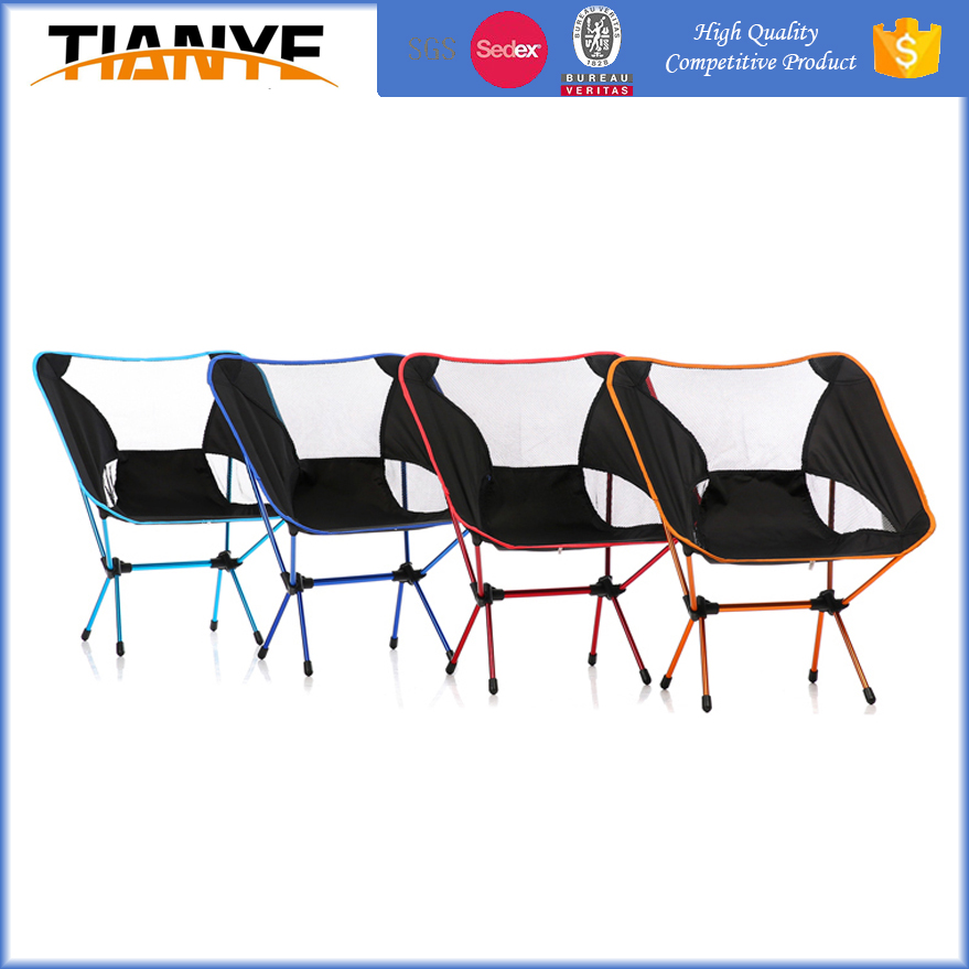 popular easy-carry comfortable reclining camping outdoor backrest folding portable backpack beach chair