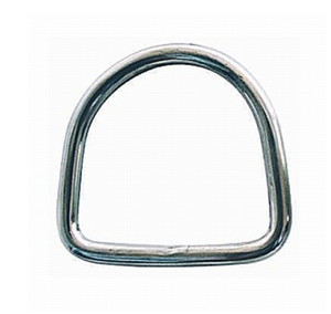 stainless steel D ring 4mm-8mm hardware various size