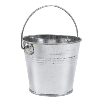 Tin bucket tin ice bucket galvanized tin bucket