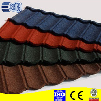 Types Of Aluminium Roofing Sheets Galvanised Roof Tile