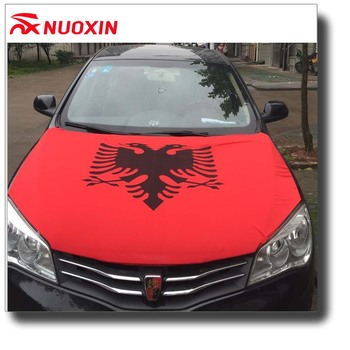 NX FLAG cheap Canada car country engine hood cover flag for protection