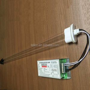 medical lab equipment 185nm 254nm UVC Germicidal bactericidal UV Lamp