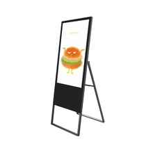 : Sendiri Portable Remote 3G Banner <span class=keywords><strong>Film</strong></span> Standee <span class=keywords><strong>HD</strong></span> Kios Stadion Kustom Bank Digital Signage Iklan Exchange LCD Display