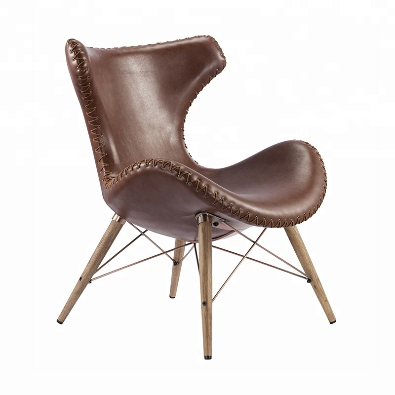 Incredible New Trend Luxury Retro Pu Leather Chair Best Recliner Chair With Oak Wood Legs Buy Luxury Leather Recliner Chair Folding Wood Recliner Chair Trend Dailytribune Chair Design For Home Dailytribuneorg