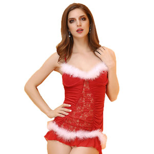 1ce47461d Christmas Lingerie Set