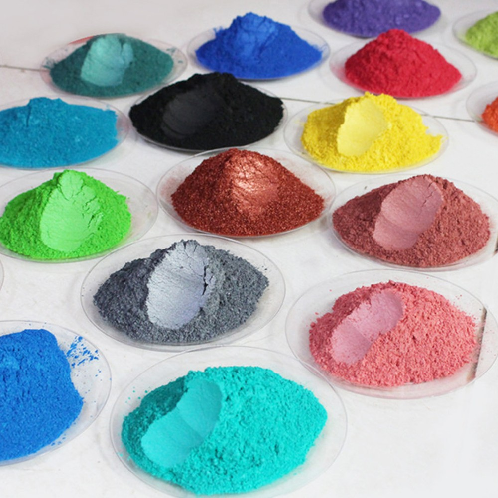Epoxy Resin Color Pigment Metallic Pigment