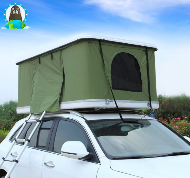 Car tents free to build fast roofs for portable tents