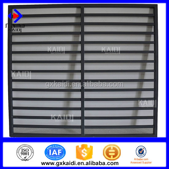 Lower price with good quality Steel window shutter / Steel window louvre