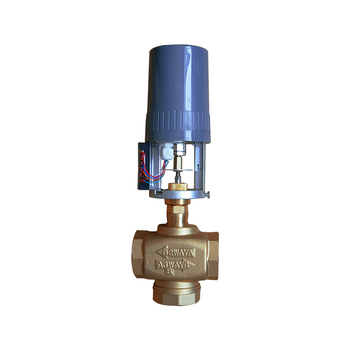 Water Floor Heating Parts Electric Linear Actuator  Valve