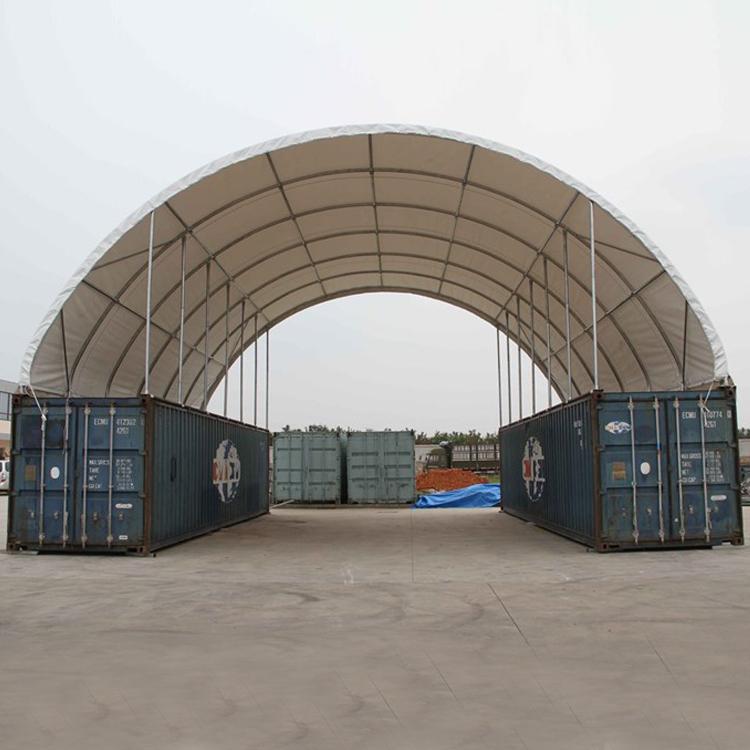 Cellulare di lusso confortevole casa del contenitore for Piani garage separati con posto auto coperto