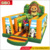 New design air bouncy jumping bouncer commercial inflatable bouncer for kids