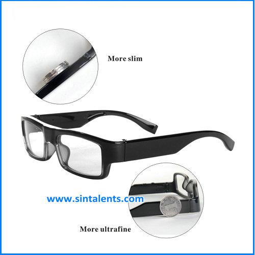 HD 1080P Video recording glasses camera