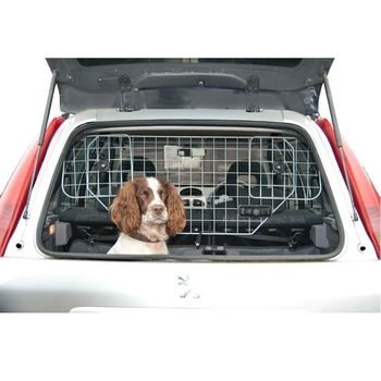 Supplier China mesh protective backseat sell well pet barrier car