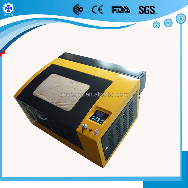 mini stone jewelry engraving machine cnc laser cutter for sale