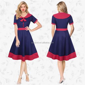 8989a74b946b2 Hd-30 Retro Swing Dress Vintage Swing Jive Rockabilly Pinup Plain Short  Sleeve Dress Women Vintage Dresses - Buy Women Dresses,Vintage  Dress,Dresses ...