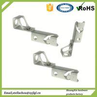 metal alloy fabrication ALUMINUM FABRICATION Steel Threaded Rod Clip Hanger