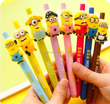 Ball-point Pen with Cartoon Clip for Student