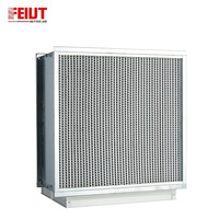 Extended Surface Separator Type Rigid HEPA Air Filters