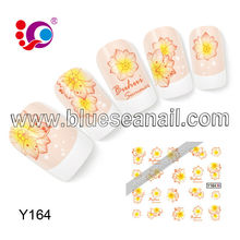 2014 new designs fashion nail art sticker nail accessories easy nail designs pictures