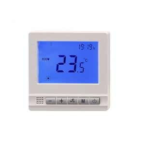 Precise control to room temperature air conditioner BACnet thermostat