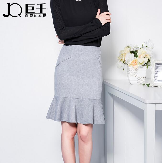 custom women office uniform design korean style business suit women skirt