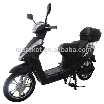 48v 250w 2 Wheel Electric Scooter Bike With Pedals Ls1 3