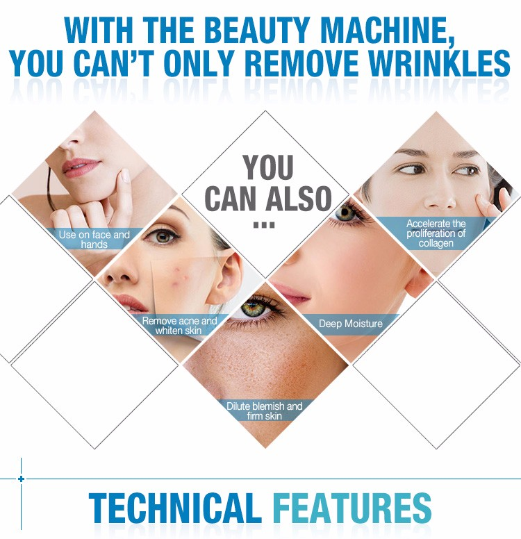 Professional medical korea smas hifu facial lifting machine