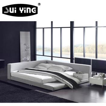 Forma Cuadrada Concisa Reina Cama Muebles Marco B881-1 - Buy Product ...