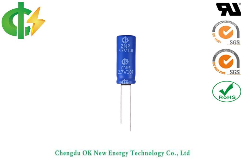 Chengdu Ok Electronics Universal Capacitors Ultracapacitors 2 7v 10f Super  Capacitors 10f 2 7v - Buy Ultra Capacitor,2 7v Supercapacitor,Cheap