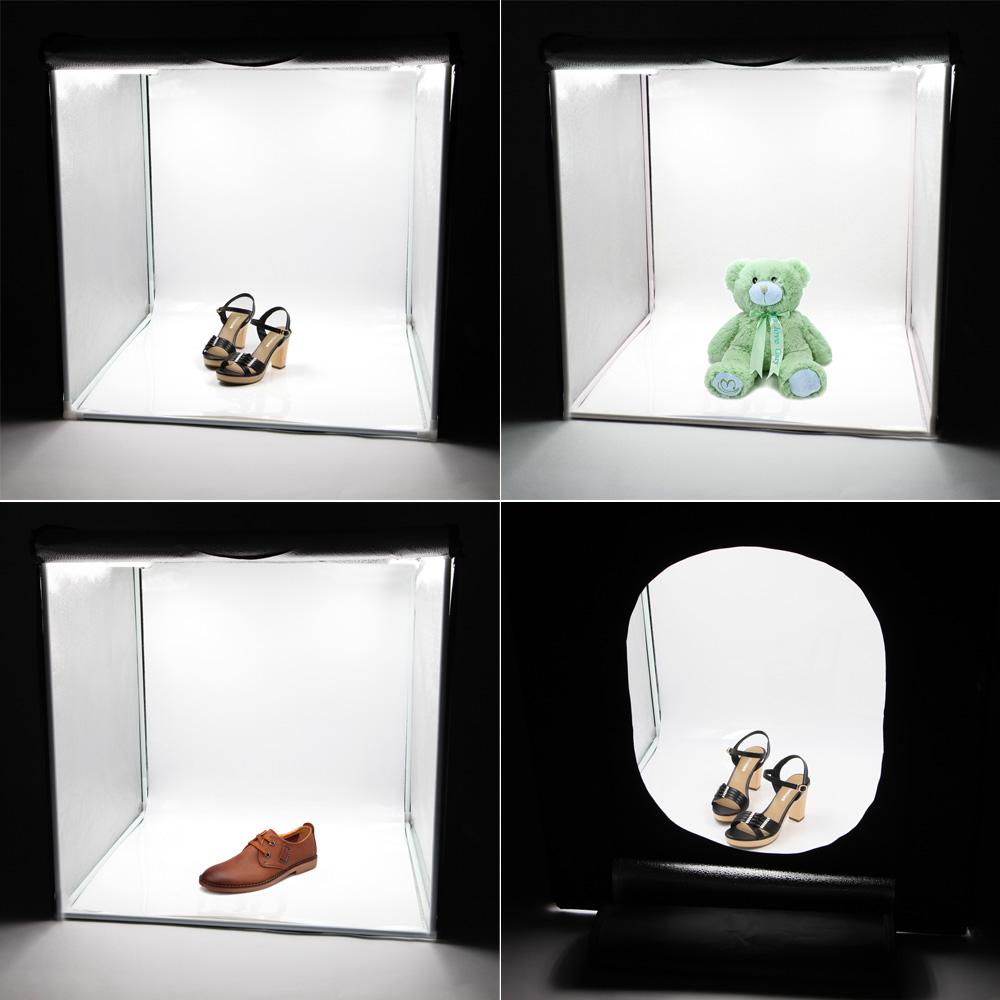 Deep Lightbox 16x16x16 Photo Lighting Studio Shooting Tent Box