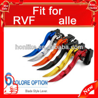 Cnc Motorcycle Levers Racing Brake clutch Lever for RVF alle