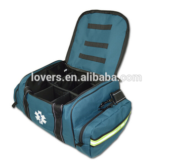 Large Medic First Responder Ems Trauma Jump Bag Army Blue Product On Alibaba