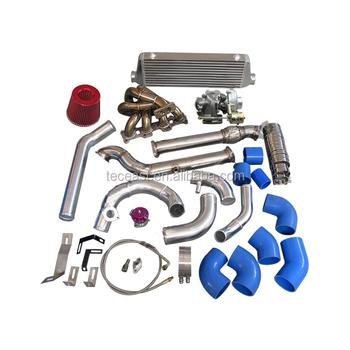 Turbo + Intercooler Kit For Mazda Miata Mx-5 1 8l Na-t T3 Top Mount - Buy  Intercooler Kit For Mazda Miata Mx-5,Turbo Kit For Mazda Miata Mx-5,Mazda