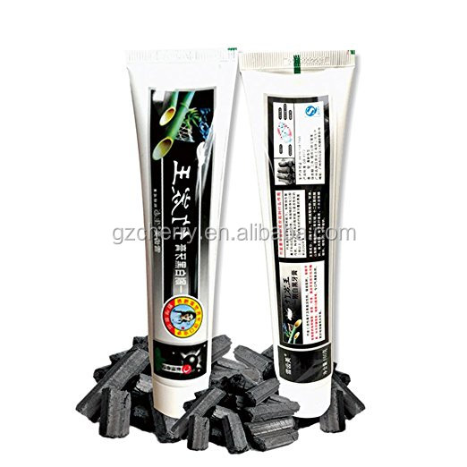 private label natural activated charcoal toothpaste