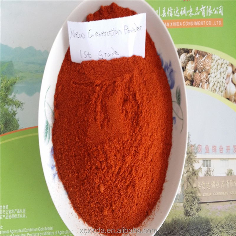 Grade A dried red chilli pods