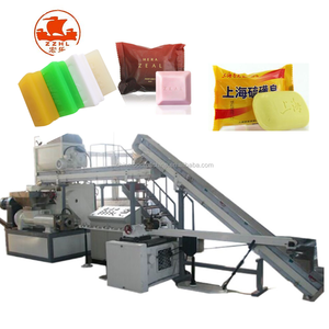 multifunction soap press extruder saponification plodder stamping machine