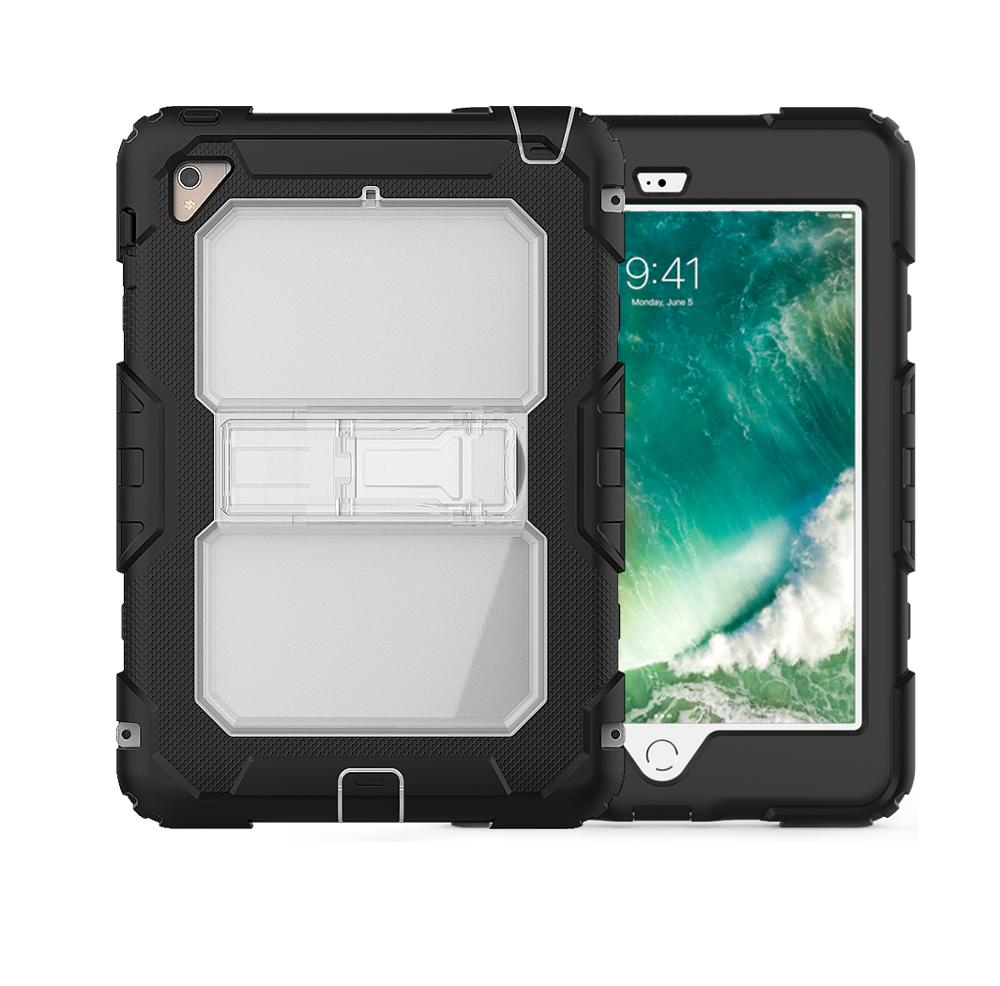 For <strong>iPad</strong> Pro 9.7 Case 3 Layers Shockproof Tablet Cover Protective for <strong>iPad</strong> Air 2 Case