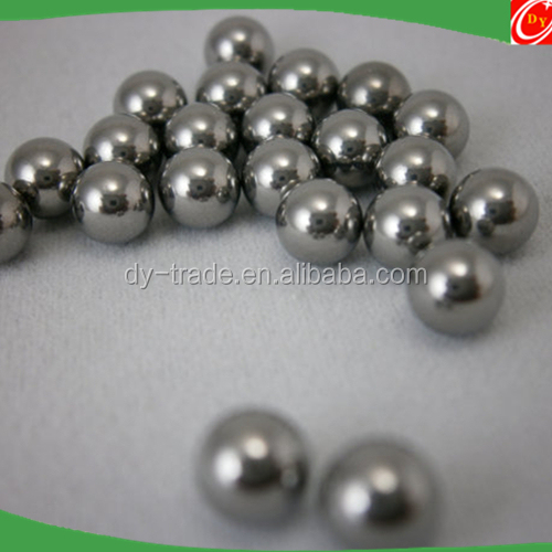 high polished solid stainless steel beads