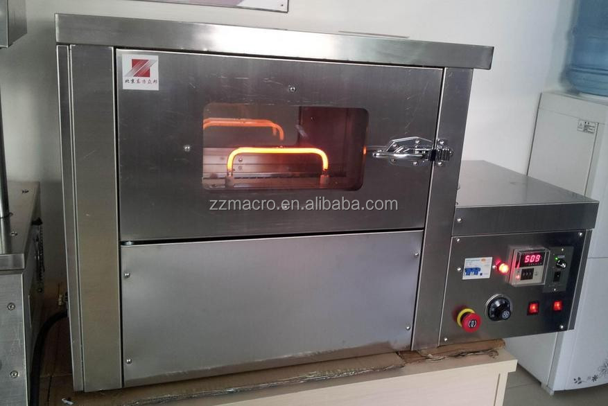 Golden supplier cheap price stainless steel pizza cone machine set