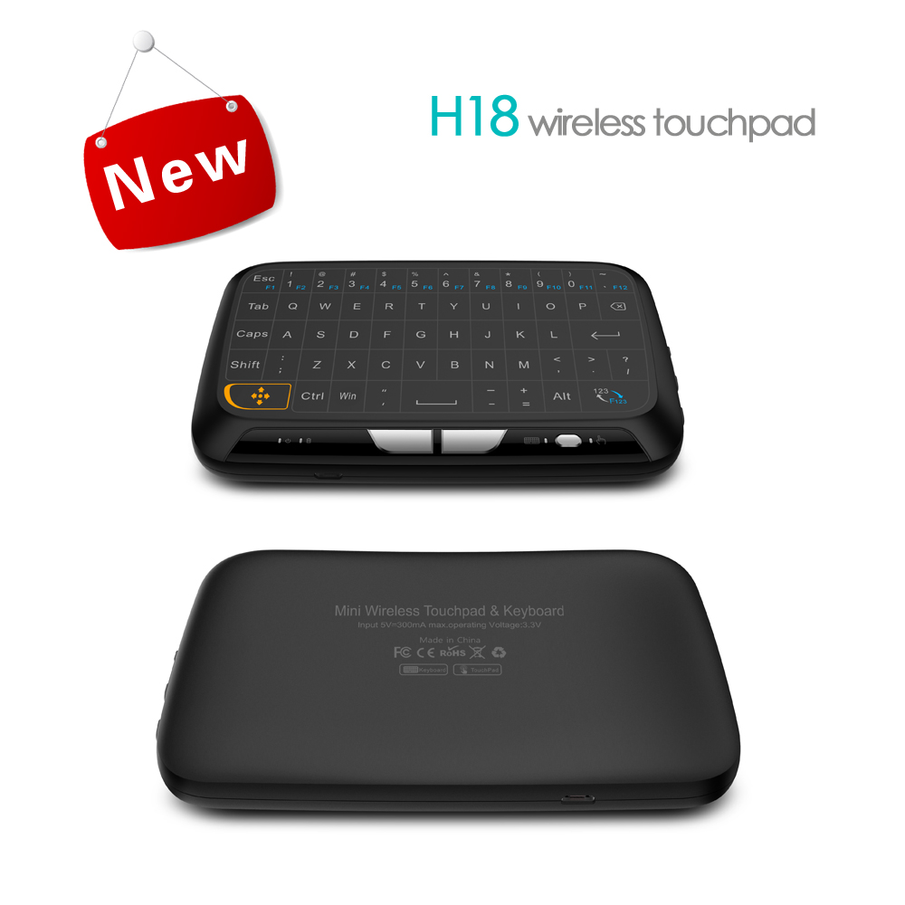 1e586a3789b Mini Wireless Keyboard 2.4 G Portable Keyboard With Touchpad Mouse for  Windows Android/Google/