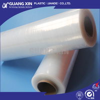 Strong tear resistance hot sale stretch film for pallet wrapping