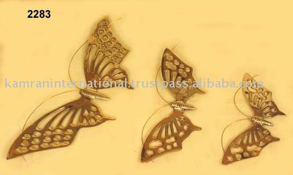 Butterfly Wall Art, Butterfly Wall Art Suppliers and Manufacturers ...