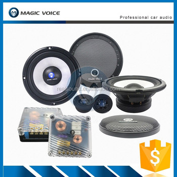120w 4 Way High End Automotive Speaker Car Speaker Component