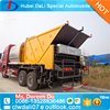 290HP 6*4 Heavy Duty HOWO Rubber Asphalt Synchronous Chip Sealer Asphalt Paver Machine