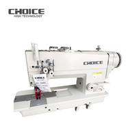 Choice GC842D Direct Drive small hook Double Needle brother Lockstitch Industrial Sewing Machine